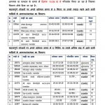 Western Railway Time Table 2018-2019